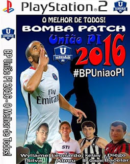 Bomba Patch 2016 PS2