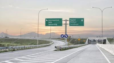Rute Semarang Jakarta Via Tol