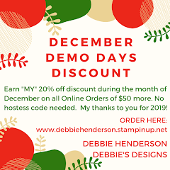 December: No Hostess Code. 20% off all orders over $50: