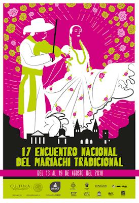 encuentro del mariachi tradicional 2018