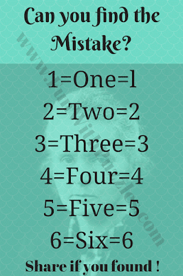 Mind Bending Find the Mistake Picture Puzzle