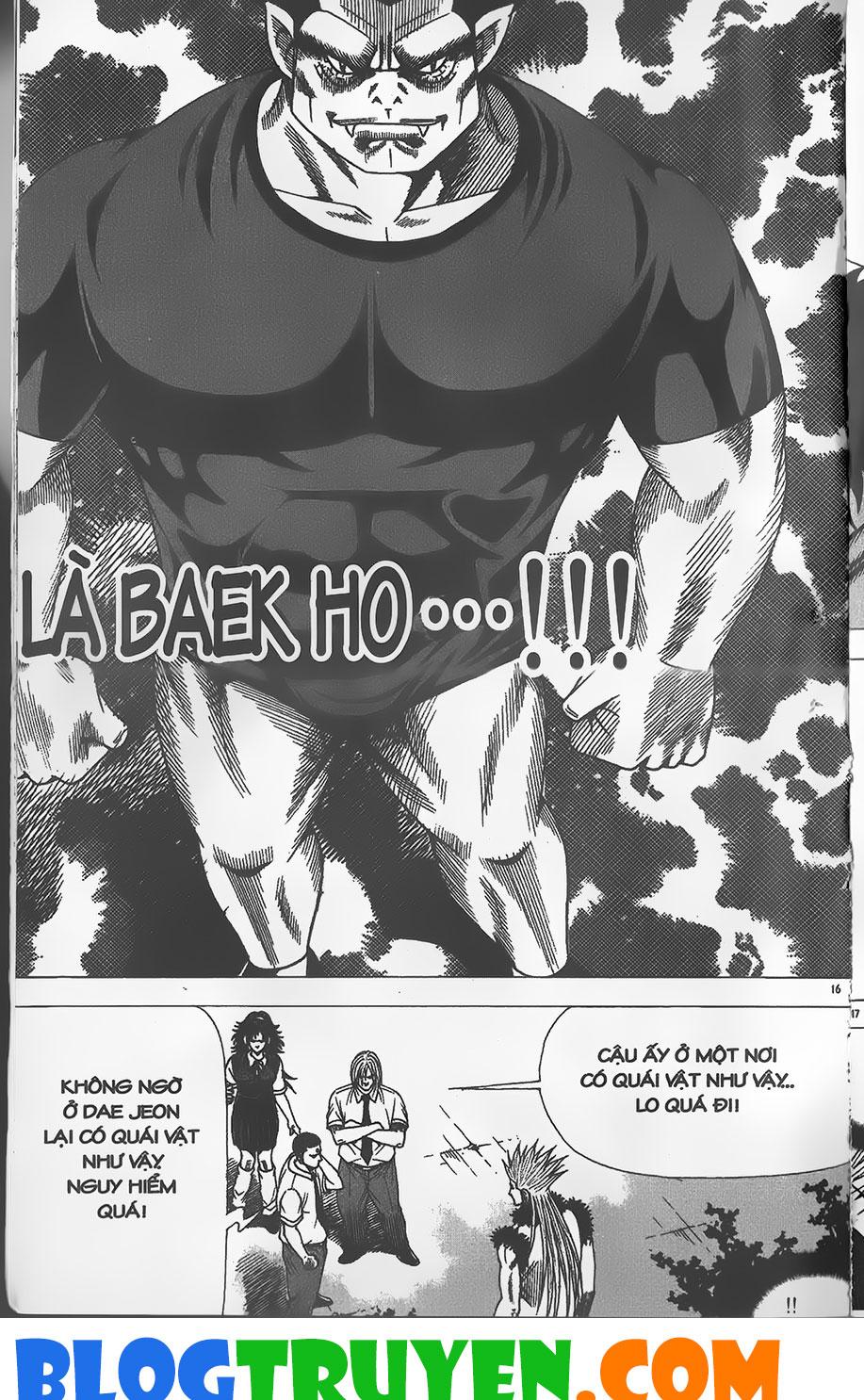 Bitagi - Anh chàng ngổ ngáo chap 267 trang 11