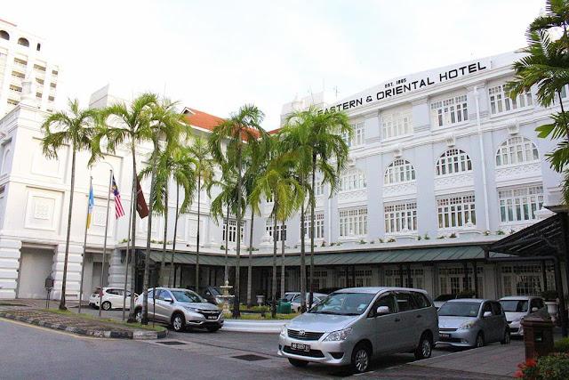 hotel mahal di penang