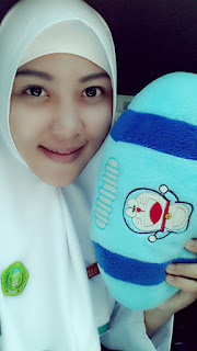Jilbab Sexy Penggemar Doraemon