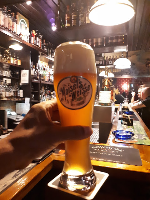 a Maisel's weisse in Berlin, Germany