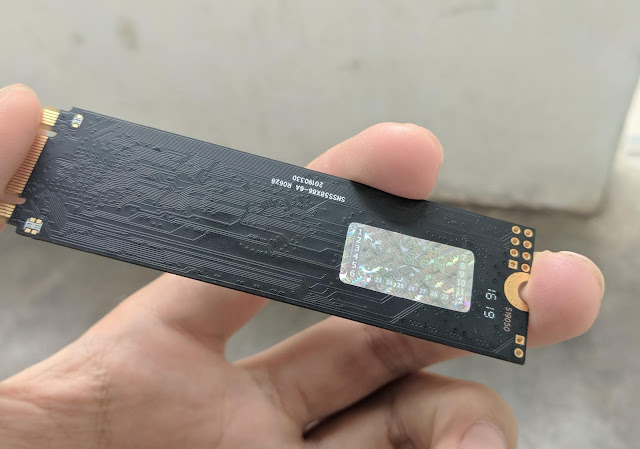 Pengalaman Klaim Garansi SSD VGen di Service Center