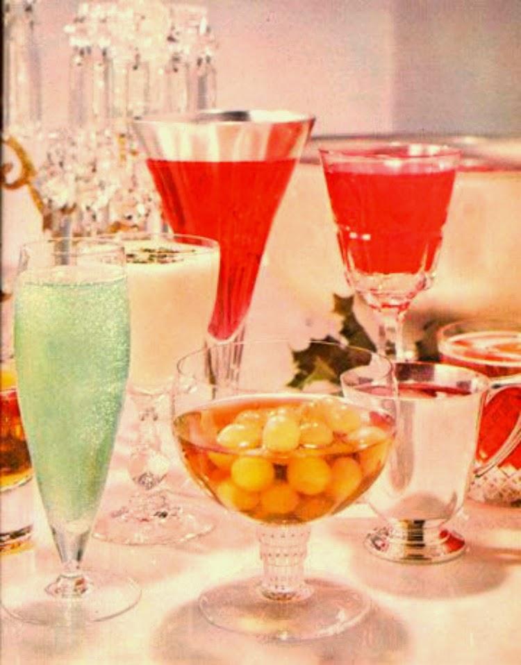 1960's Drinks