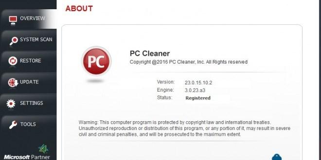 pc cleaner pro 2016 full español