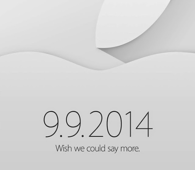 Apple confirmed event on September 9, 2014! Announcement of iOS 8 public release date is expected.