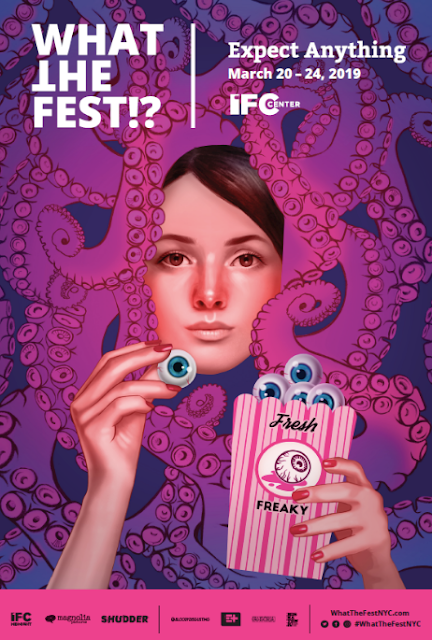 What The Fest Poster