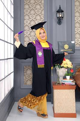 Wisuda Universitas Riau di Studio Florence Periode ke 2 Tahun 2018