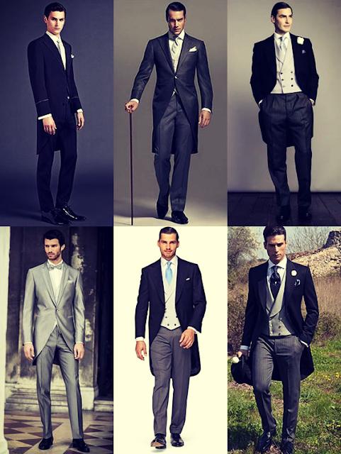 tipos de trajes a la medida