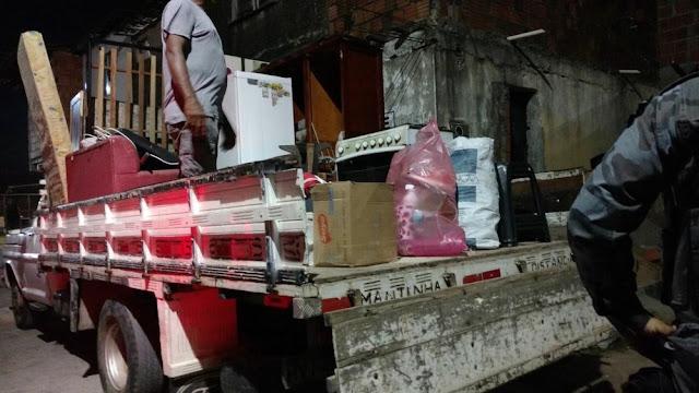 Resultado de imagem para Facções criminosas já expulsaram de suas casas 66 famílias em Fortaleza