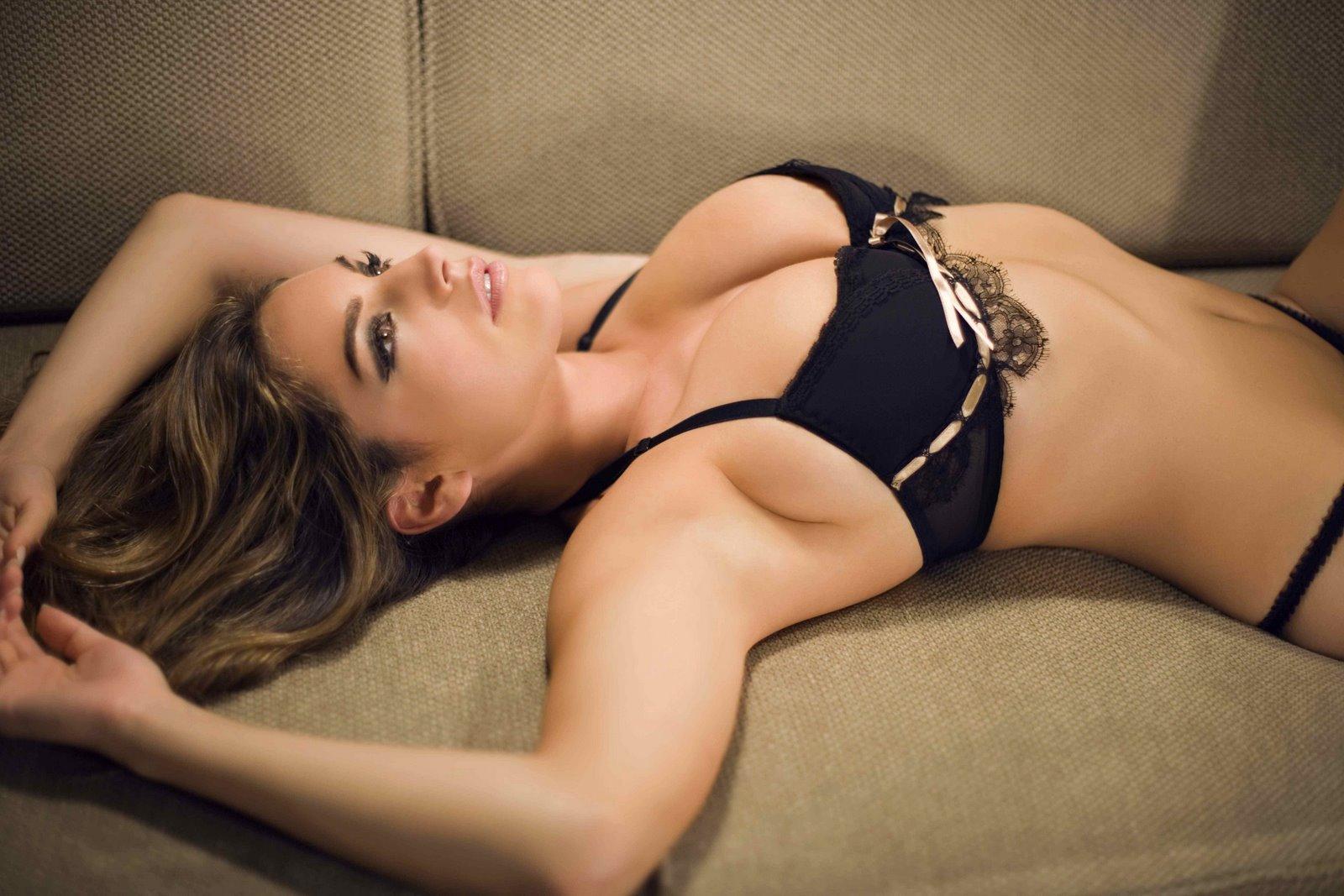 Abigail Ratchford Arm Bra For Fhm Spain - Sex Porn Images