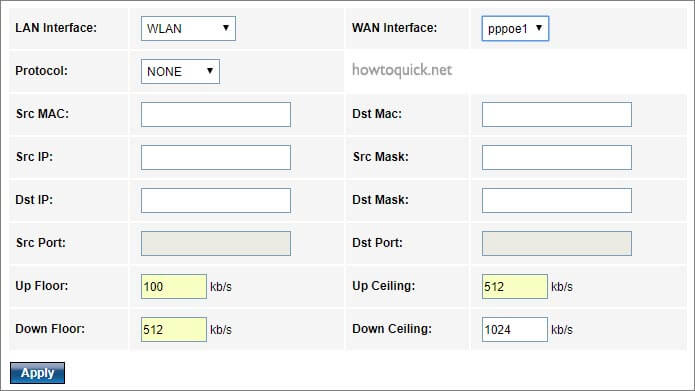 How to Limit Bandwidth or WiFi Users Speed on your Globe Router