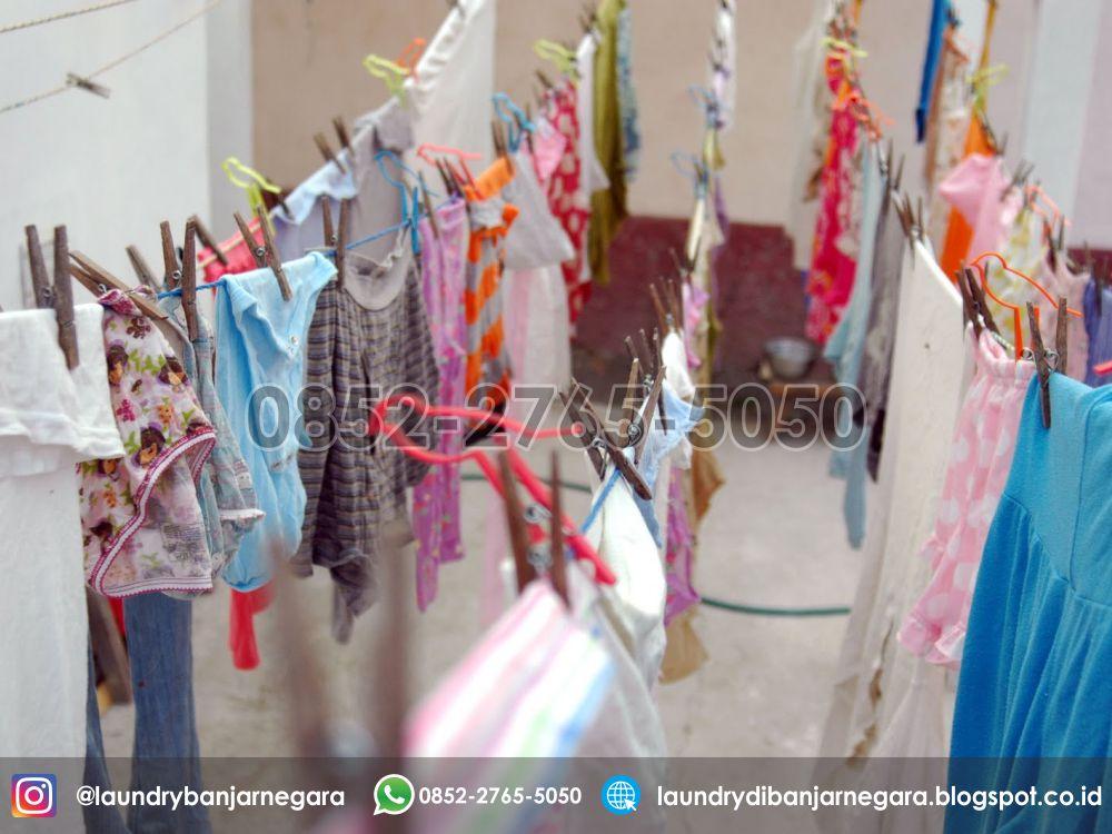 TERPERCAYA | Laundry Kiloan Terdekat | 0852-2675-5050