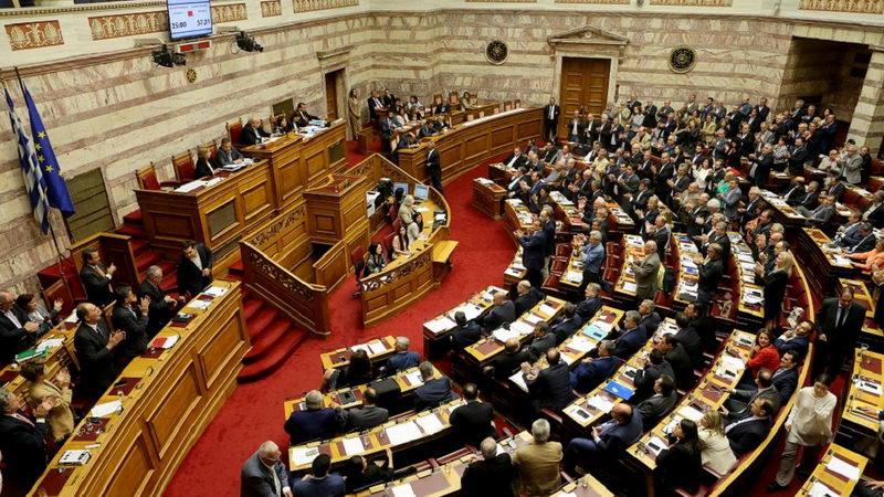 Βουλή: Με 153 «ΝΑΙ» πέρασε ο Προϋπολογισμός του 2018