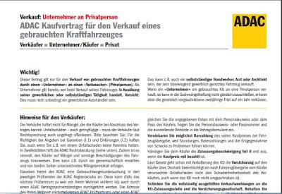 كيف تحضر عقد بيع وشراء سيارة مستعملة من شخص عادي ( برايفت ) في المانيا وماهي الشروط التي يلزم الانتباه عليها؟