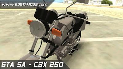 GTA SA - CBX 250 1
