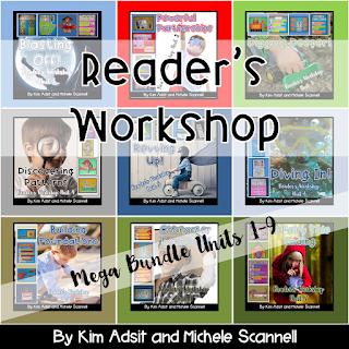 https://www.teacherspayteachers.com/Product/Readers-Workshop-MEGA-BUNDLE-by-Kim-Adsit-and-Michele-Scannell-1013520