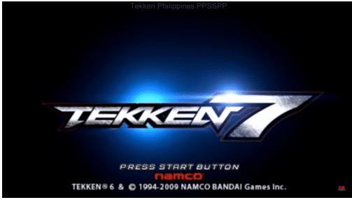 tekken 3 ppsspp