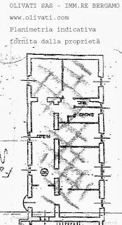 ufficio rappresentanza affitto bergamo centro rotonda dei mille