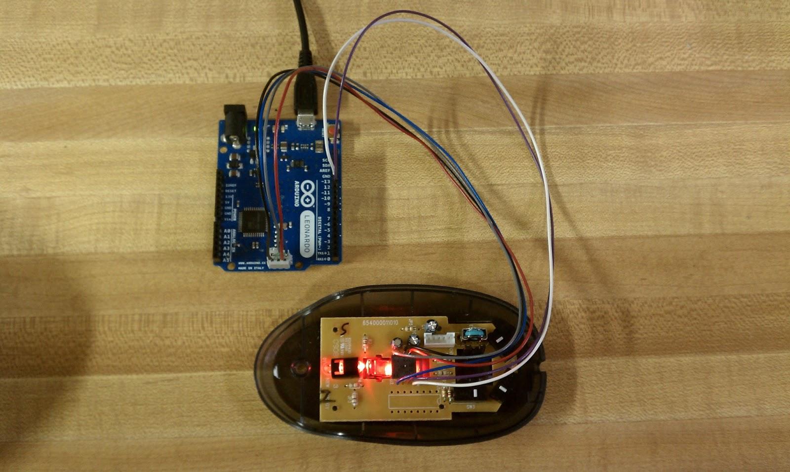 Arduino itg mpu