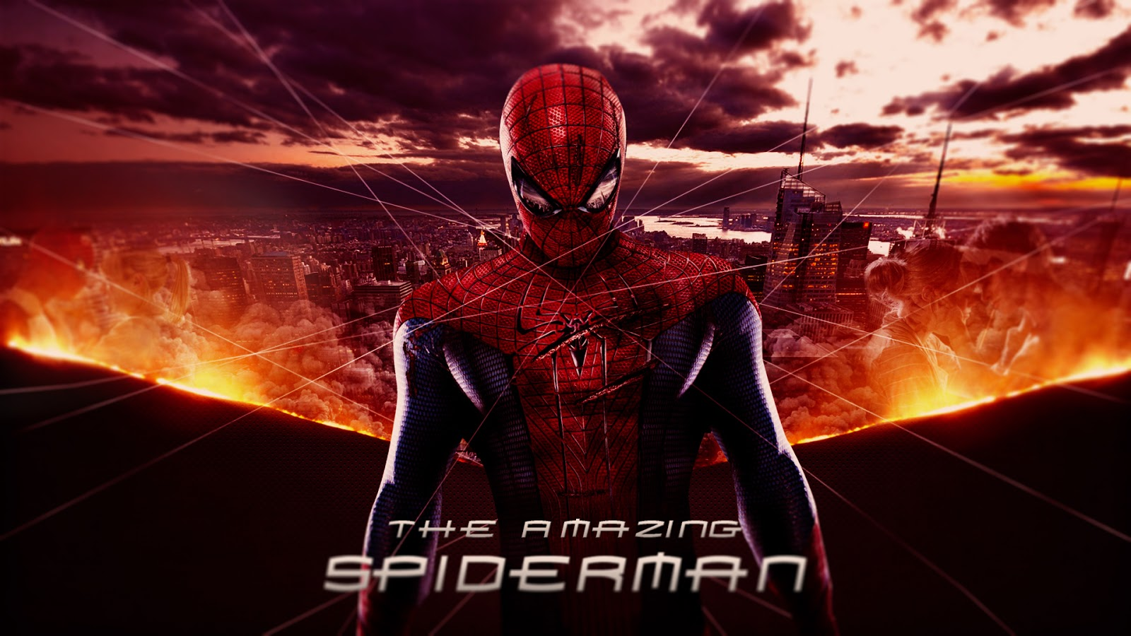Good Wallpaper Mac Spiderman - spiderman+wallpapers+48  Collection_263553.jpg