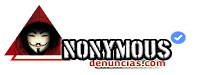 Anonymous denuncias.