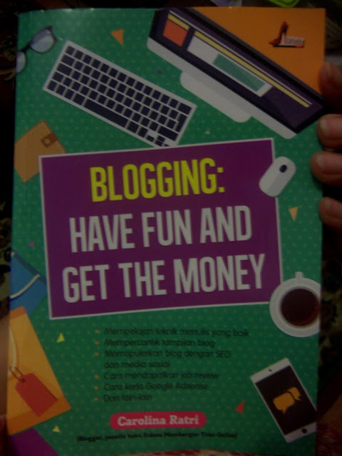 Menulis di Blog; Whiy Blogging; Blogging Is Writing