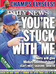 Mets still taking back pages