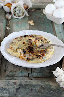 Tortilla de bacalao by Roxario
