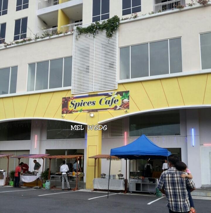 Ni Pemandangan Dari Belakang Cafesebenarnya Cafe Berada Di Luar Bangunan Hoteljadi Tempat Memang Tadak Aircon Bagai Yeyg Ada Kipas Jetapi