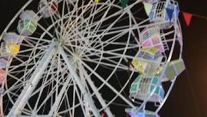 Kecelakaan Komedi Putar di Pasar Malam Sekaten Jogja