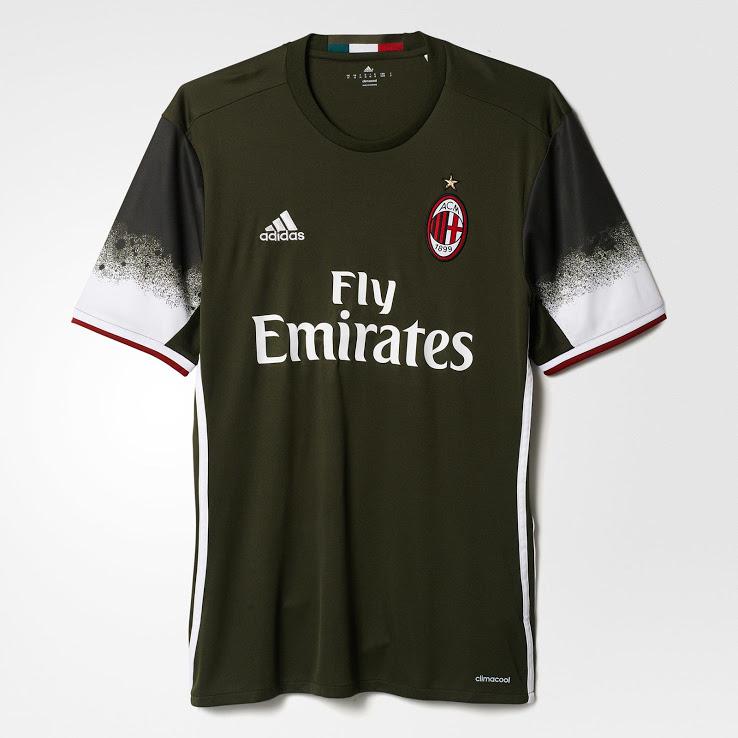 AC Milan Forever: Skuad AC Milan 2016/2017 dan Nomor Punggung