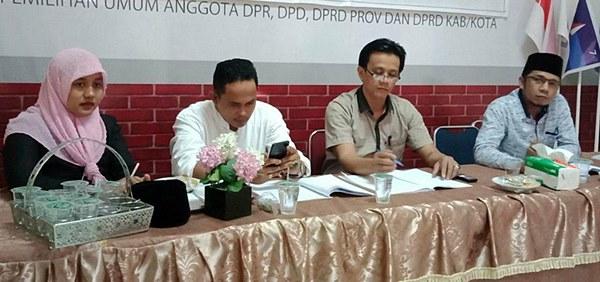Terbit 2 Hari Lalu, KPU Padangpariaman Sosialisasikan Juknis Pergantian Bacaleg