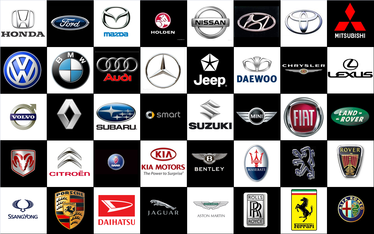 All Logos 88: Car Logos