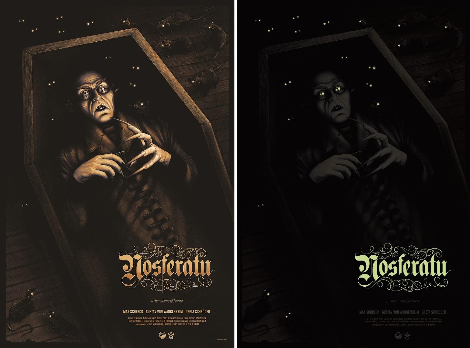 Nosferatu movie poster shop - cafenews info
