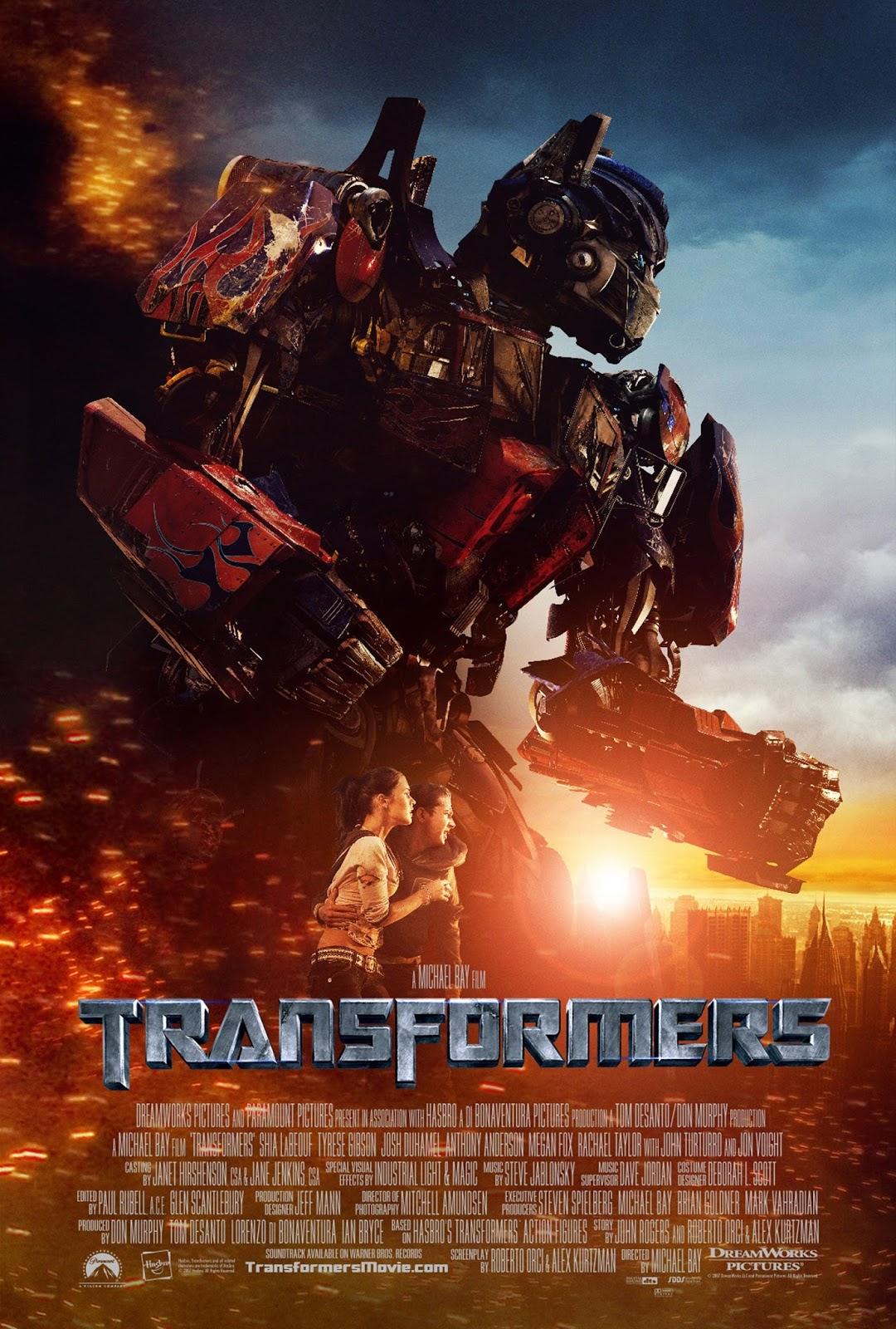 Transformers ทรานส์ฟอร์เมอร์ส มหาวิบัติเครื่องจักรกลถล่มโลก [HD][พากย์ไทย]