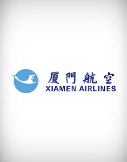 xiamen airlines, xiamen airlines vector logo, vehicle, car, micro, private, bus, truck, plane, areoplane, transport, parts