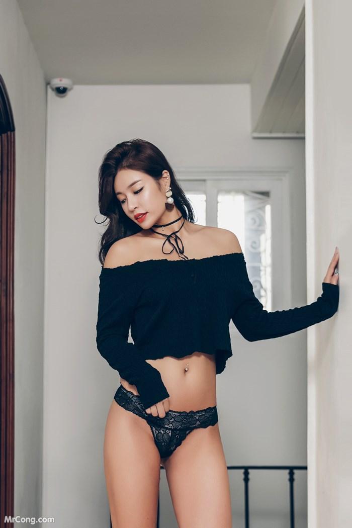 Image Korean-Model-Kwon-Soo-Jung-MrCong.com-007 in post Người đẹp Kwon Soo Jung trong bộ ảnh nội y tháng 10/2017 (195 ảnh)