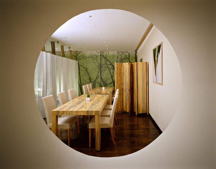thiết kế nội thất quán cafe độc đáo 9