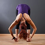 Big Toe Pose (Padangusthasana)