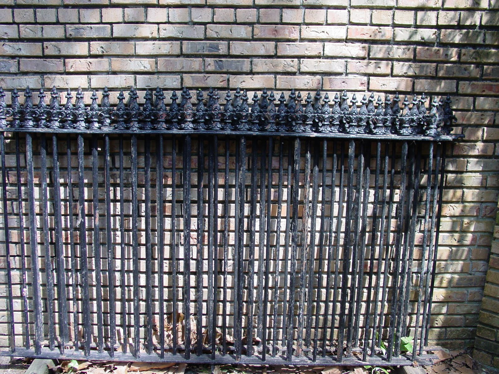New Orleans Iron Fence 4 Sale New Orleans Iron Fence