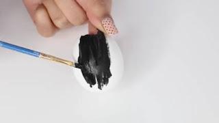 Cara Membuat Tempat Lilin dari Cangkang Telur