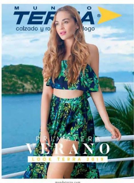 Catalogo Ropa Mundo Terra Primavera Verano 2019