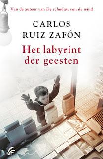 Het labyrinth der geesten, Carlos Ruiz Zafon
