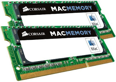 Corsair Mac Memory 2x8 GB DDR3