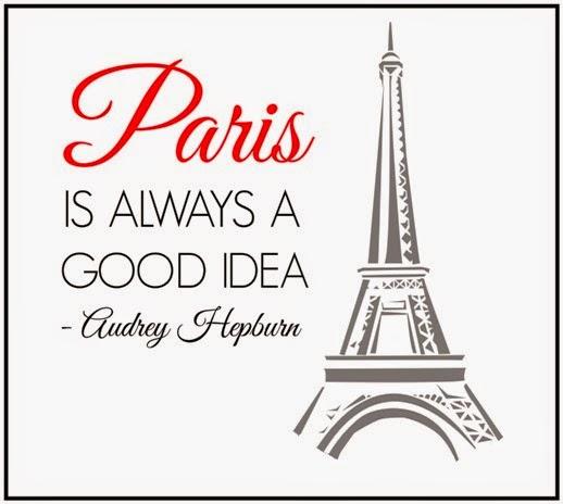 Vicki Lesage, Author: Paris Is Always A Good Idea: Voyage