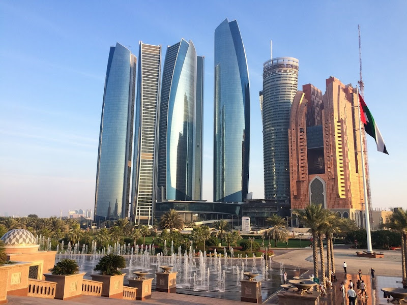 Etihad Towers | Top 10 things to do in Abu Dhabi